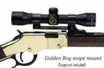 Henry Golden Boy Cantilever Scope Mount GB-CSM